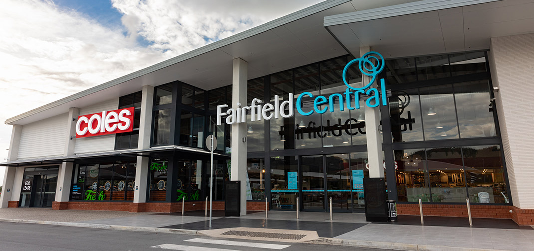 Visit Fairfield Central Shopping Centre
